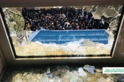 عملیات نیروهای دولتی برای بازداشت حبیبالله غوریانی
