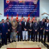 صدسالگی روابط دیپلماتیک افغانستان و ترکیه