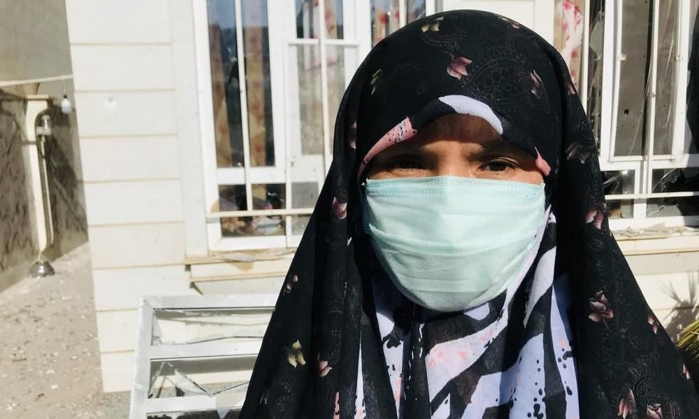 سکینه حسینی، عضو شورای ولایتی هرات