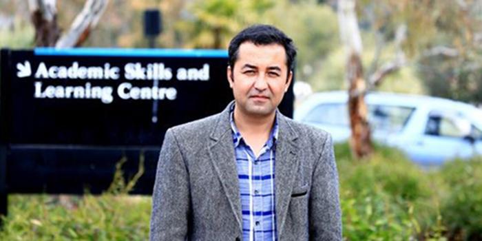 دکتر نعمت الله ابراهیمی، پژوهشگر در دانشگاه دیکین استرالیا