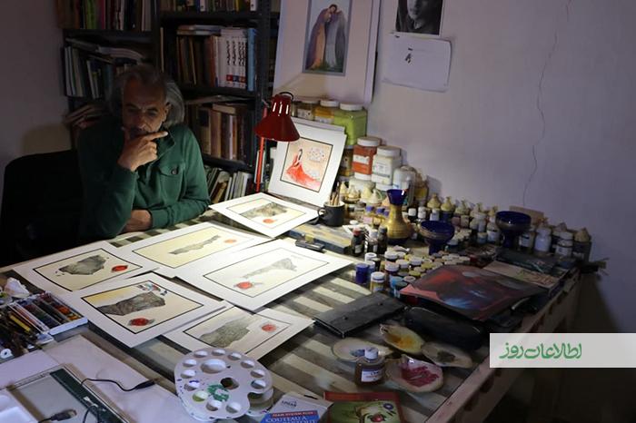 مجموعهی «سوگ تاریخ» اعتراض این هنرمند مطرح به ثبت هنر مینیاتوری به نام کشورهای ایران، ترکیه، آذربایجان و ازبیکستان، بدون ذکر نام افغانستان را بازتاب میدهد.
