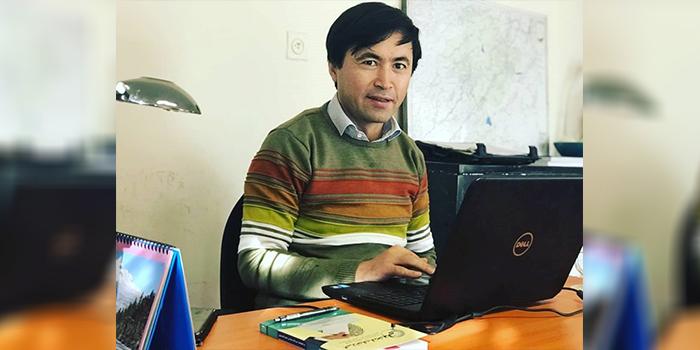 علی عادلی، نویسنده و پژوهشگر در شبکه تحلیلگران افغانستان
