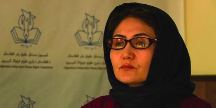 لطیفه سلطانی، عضو کمیسیون مستقل حقوق بشر