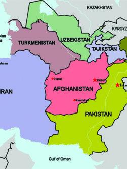 تعامل کشورهای منطقهای و شرکای کلیدی با افغانستان پس از سال ۲۰۲۱ (۱)