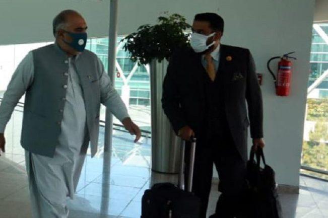 سفر رییس مجلس نمایندگان پاکستان به کابل به تعویق افتاد