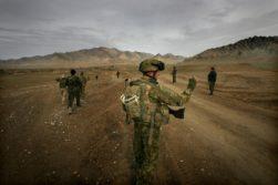 نیروهای استرالیایی در افغانستان