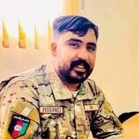 فرمانده پولیس ولسوالی ناوهی غزنی