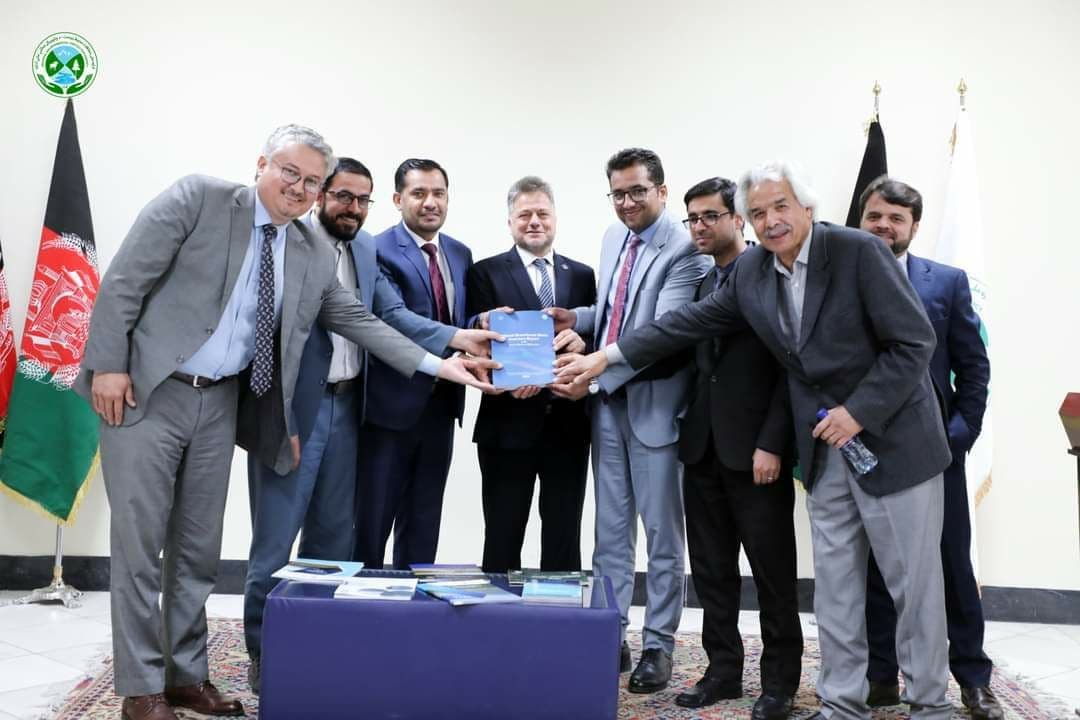 سهم افغانستان در تولید گازهای گلخانهای