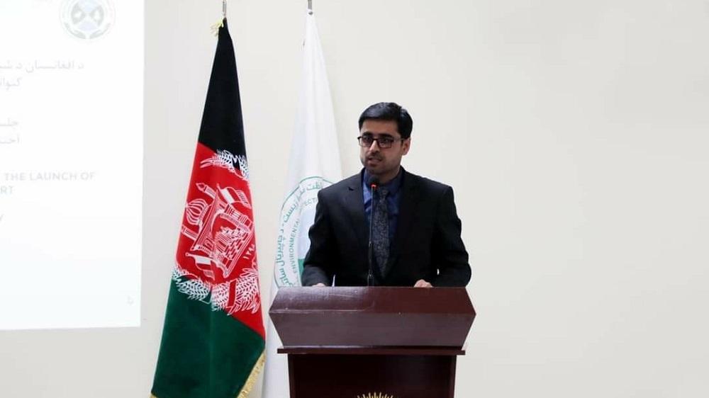 فیضالرحمان عزیزی، رییس عمومی اداره ملی تنظیم آب افغانستان