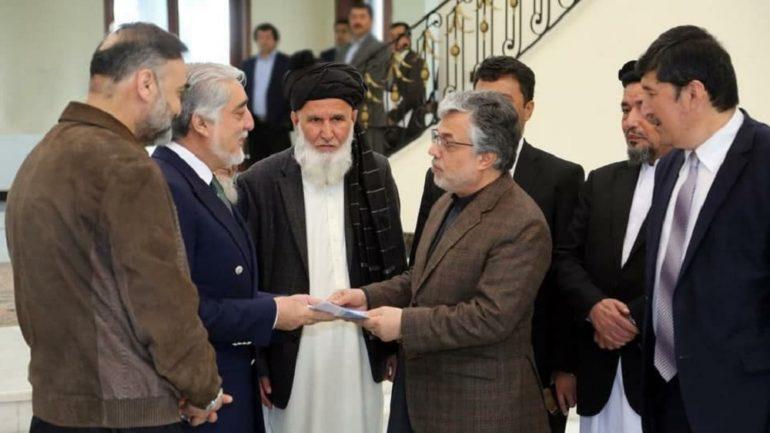 طرح جمهوری اسلامی افغانستان برای نشست استانبول