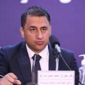 احمدضیا سراج، رییس عمومی امنیت ملی