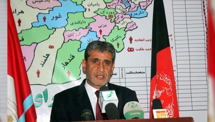 معروف قادری، رییس اتحادیه ملی کارگران افغانستان