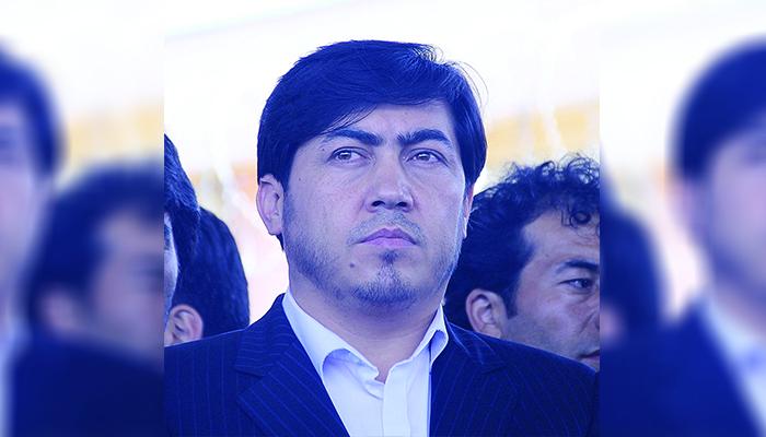 جعفر مهدوی، نمایندهی پیشین پارلمان و رهبر حزب ملت افغانستان