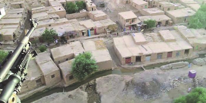 ولسوالی جوند در فاصله ۱۸۰ کیلومتری قلعهنو مرکز ولایت بادغیس موقعیت دارد. گروه طالبان به جز مرکز این ولسوالی بر تمام جغرافیای این ولسوالی حاکمیت دارند. عکس: شبکههای اجتماعی