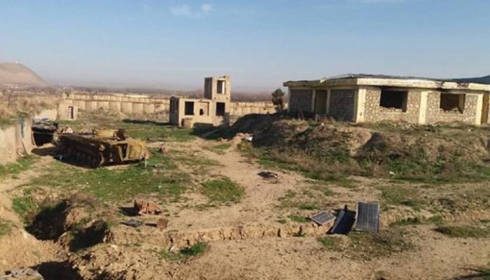 نیروهای ارتش در ماه حوت کندک ارتش را در ولسوالی بالامرغاب بادغیس تخلیه کردهاند