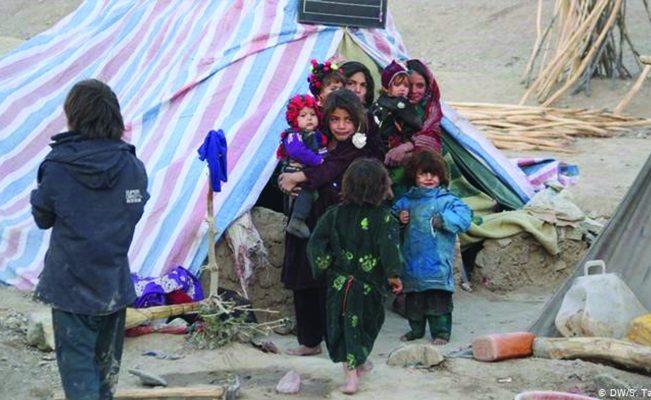 جنگ همه را بیخانمان میکند