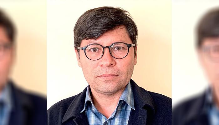 علی امیری، نویسنده و استاد دانشگاه