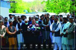 خشم بازرگانان؛ «اگر حکومت آتشسوزیها را بررسی و از اخاذی جلوگیری نکند، بازار افغانستان را فلج میکنیم»