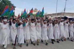 معترضان در فاریاب: اگر والی با زور تحمیل شود، شمال به کام فاجعه میرود