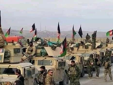 جنگ بغلان؛ حملات طالبان دفع شده و نیروهای دولتی در حال پیشرویاند