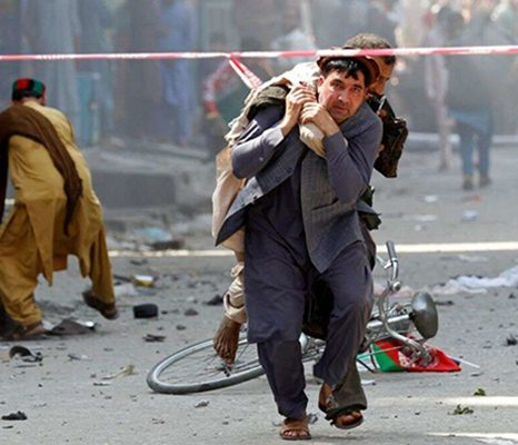 هفت خوان رستم صلح در افغانستان