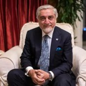 عبدالله عبدالله، رییس شورای عالی مصالحهی ملی
