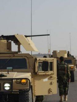 نیروهای ارتش