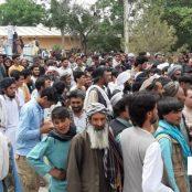 تظاهرات ساکنان بادغیس