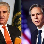 وزیران خارجهی امریکا و پاکستان
