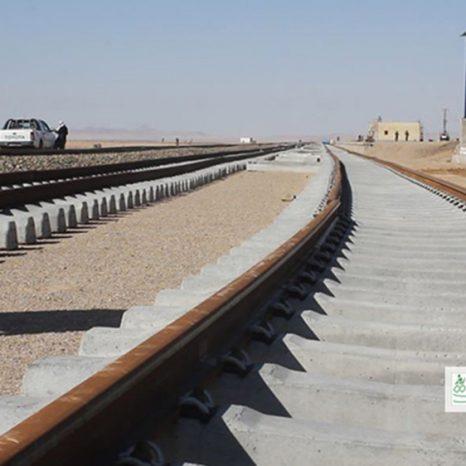 خط آهن هرات - خواف