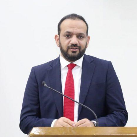 خالد پاینده، سرپرست وزارت مالیه
