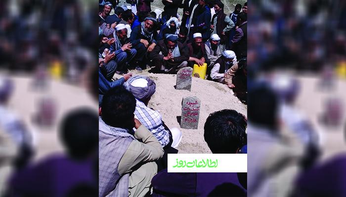 حدود 40 تن از اجساد دانشآموزان دختر مکتب سیدالشهدا در قبرستان عمومی غرب کابل دفن شدند.