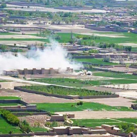 منطقهی آرزو در شهر غزنی
