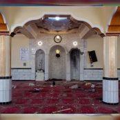 انفجار در مسجد