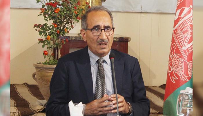 جنرال عبدالهادی خالد، آگاه امور نظامی و مشاور پیشین وزارت امور داخله