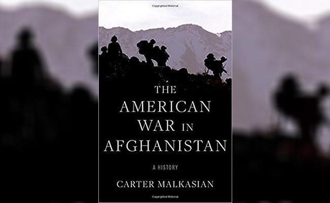 «جنگ امریکا در افغانستان»   مرور کتاب