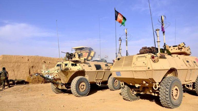 تلفات سنگین طالبان