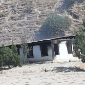 مکتب به آتشکشیدهشده در فاریاب