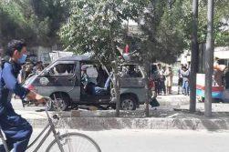 انفجار در غرب کابل