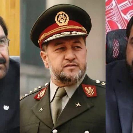 سرپرست وزیران جدید
