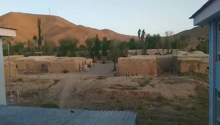 طالبان ولسوالی شهرک را سقوط دادهاند. عکس: شبکههای اجتماعی
