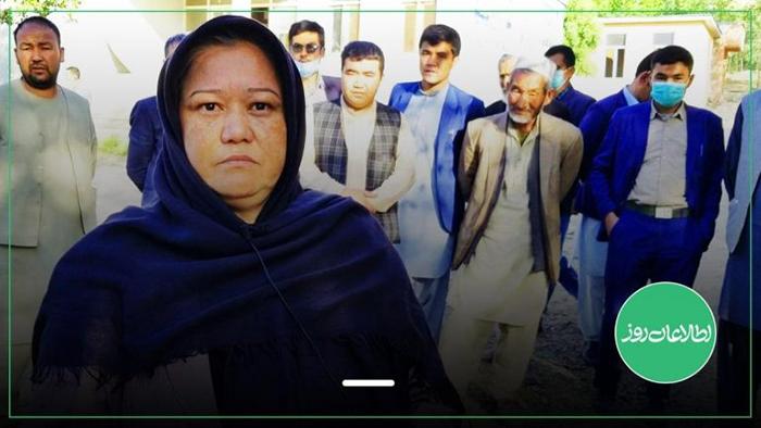 عقیله توکلی، مدیر مکتب دخترانه سیدالشهدا در دشت برچی کابل