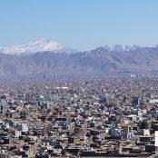 غرب کابل
