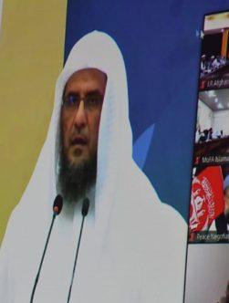 کنفرانس عالمان دین افغانستان و پاکستان در عربستان
