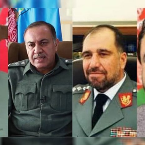 معینان جدید وزارت امور داخله