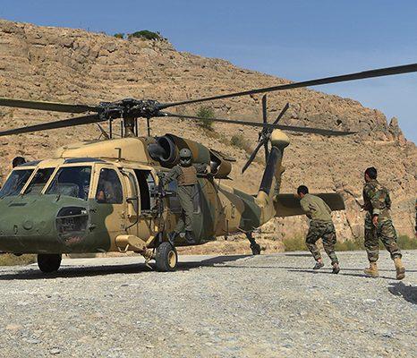 امریکا باید از مقاومت مردمی علیه طالبان حمایت کند