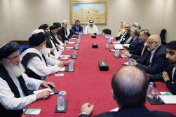 مذاکرات سطح بلند دولت و طالبان