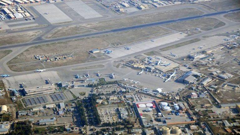 میدان هوایی کابل