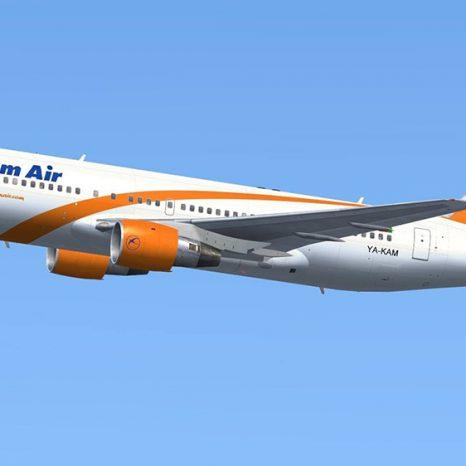 پرواز کابل - امارات