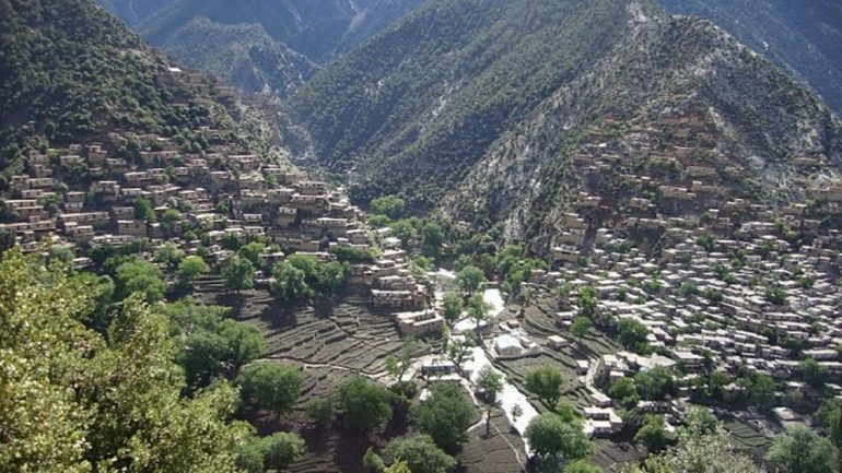 کامدیش نورستان